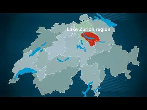 Lake Zürich Region - Summer Impressions