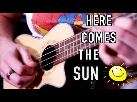 Here Comes The Sun by The Beatles (Ukulele Cover)