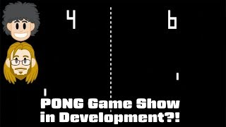Pong Game Show in the Works?! - #CUPodcast