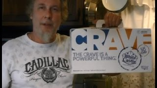 White Castle Crave Case Challenge Eating 30 Hamburgers