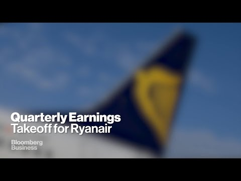 Ryanair Flying High with Quarterly Earnings Gain