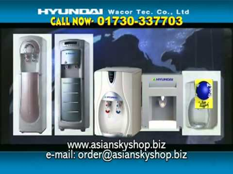 Hyundai water filter review