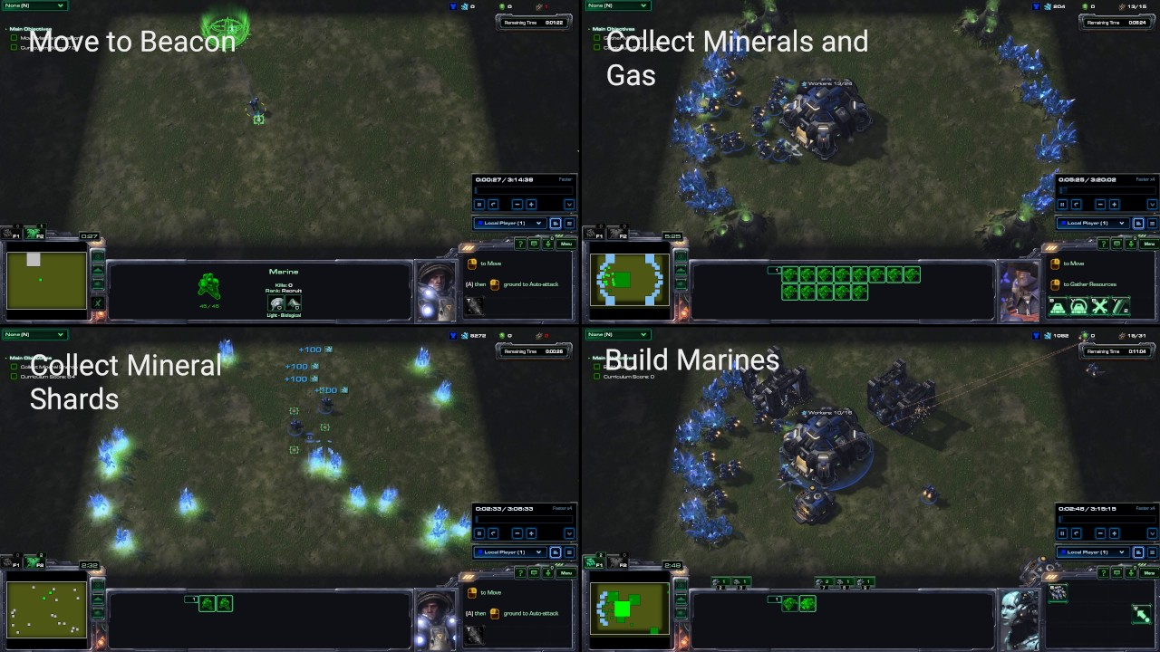 Getting Started with the StarCraft 2 Learning Environment – Niels