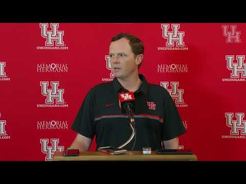 Major Applewhite Weekly Press Conference (09.18.17)
