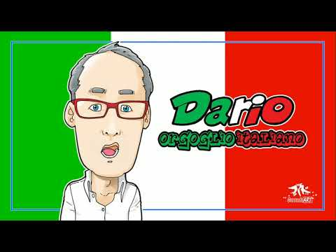 DARIO ORGOGLIO ITALIANO