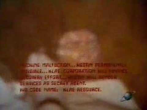 The Invisible Man TV intro (1975)