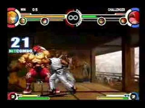 KOF XI video