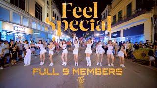 "[9 Members Version][KPOP IN PUBLIC] TWICE (트와이스) ""Feel Special"" Dance Cover by JT Crew From VietNam"