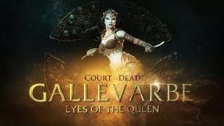 Gallevarbe: Eyes of the Queen Premium Format™ Figure – Court of the Dead