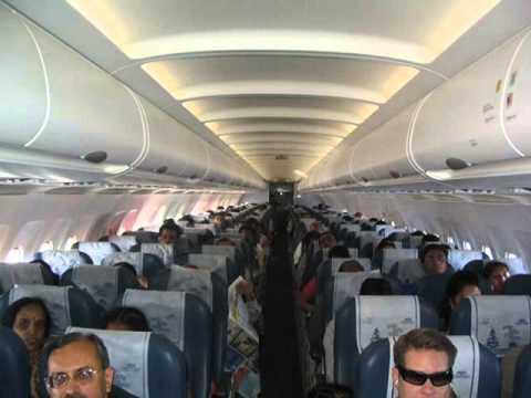 Trujet Airways From Hyderabad To Tirupathi Interior