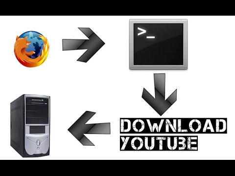 TRUCCO  come scaricare video da youtube senza programmi,da terminale gratis!!!!