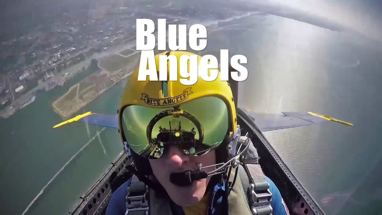 Blue Angels To Begin Fleet Week Practice On Thursday | THE