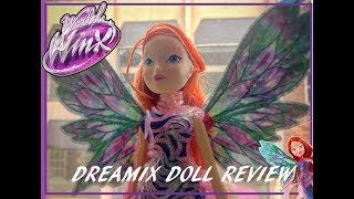 Bloom Dreamix Doll Review - World of Winx