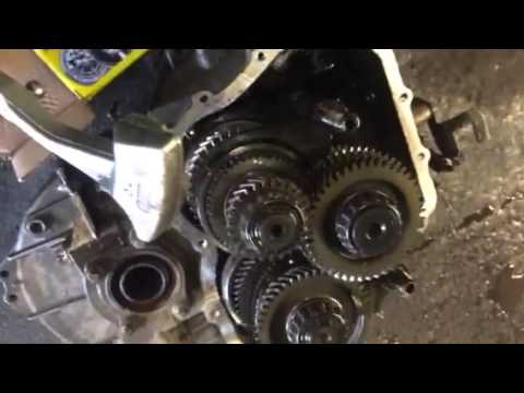 Checking Gear Selection On A Vauxhall Opel 6 Speed M32