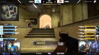 MLG X-Games: Cloud9 vs Kabum