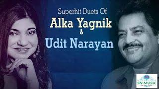 Nazrein Mili Dil Dhadka - Alka Yagnik & Udit Narayan - Raja (1995)