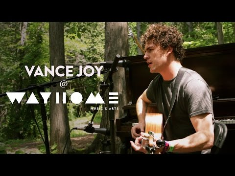 "Vance Joy - ""Fire and the Flood"" (Live at WayHome)"