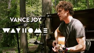 vance joy fire and the flood live at wayhome
