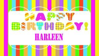 Harleen   Wishes & Mensajes - Happy Birthday