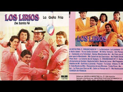 Los lirios   La gota fria CD COMPLETO