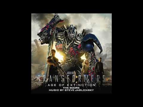 Transformers: Age Of Extinction - Lockdown - Steve Jablonsky (Loop Extended 1 Hour, HD)