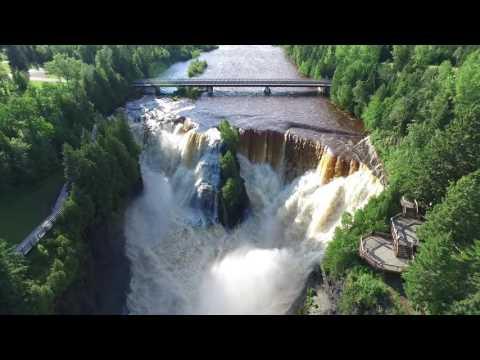 Kakabeka Falls, Ontario July 1