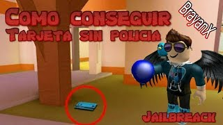 How to Get the Key in Jailbreak Easy and Fast Roblox in Spanish (2018)