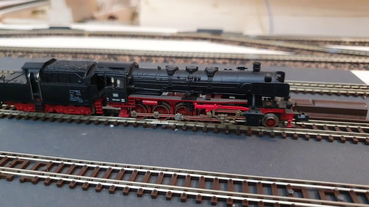 Download Spur N - FLM 7175 - BR 050Kab - Dampflokomotive mit Kabinentender