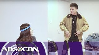 EXCLUSIVE: LoiNie takes on the Hulaan Mo Isasayaw Ko Challenge