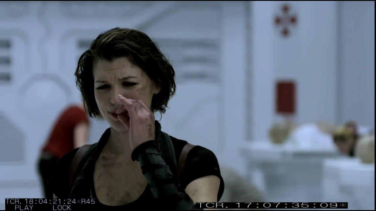 Download Resident Evil: Afterlife - Bloopers HD