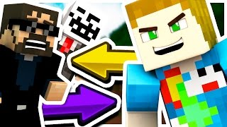 THE *SWITCH* CHALLENGE!! - BedWars on HyPixel W/ SSundee & Ambrew