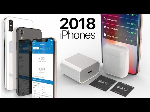 2018 iPhone Specs, Geekbench, USB-C Charger & AirPods 2 Leak!