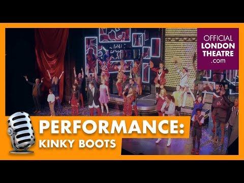 Kinky Boots celebrates its second birthday