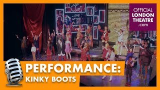 Kinky Boots celebrates its second birthday