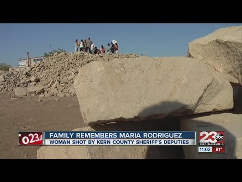 Family Remembers Maria Rodriguez