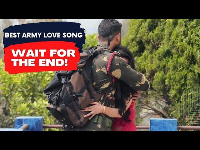 Latest Emotional Indian Army Love Song   Somesh Gaur Ft. Ruchika Kandari   Hyund Ka Dina