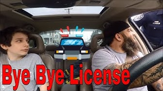 POLICE OFFICER TAKES MY LICENSE ON THE SPOT! *NOT CLICKBAIT*