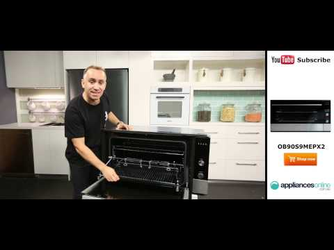 Fisher & Paykel Electric Wall Oven OB90S9MEPX2 Reviewed By Product Expert - Appliances Online
