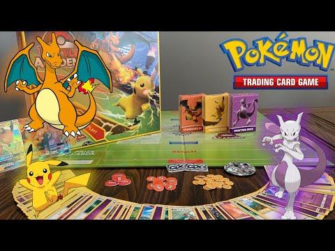 Pokémon Trading Card Game: Battle Academy Unboxing |