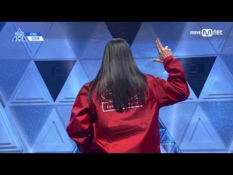 Produce 101 Season 2: Jang Moon Bok Ranking Performance FULL VERSION (♬ BOY IN LUV ♬)