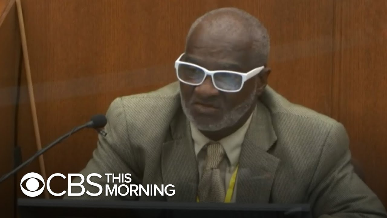 Witnesses offer emotional testimony recounting George Floyd's death in day 3 of Chauvin trial