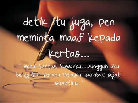Pena dan Kertas