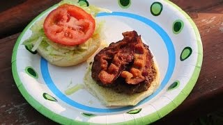 Rv Cooking: Ranch Burgers