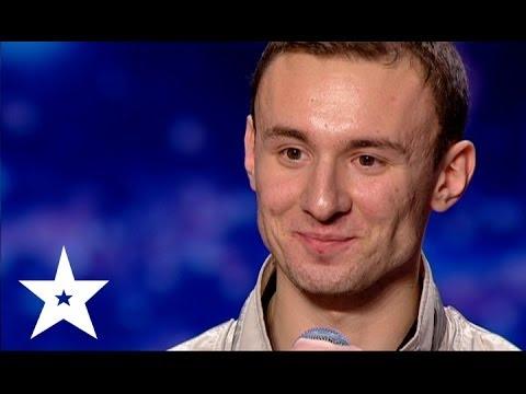 Эмоциональный рэп о жизни - Україна має талант-6 - Кастинг в Донецке