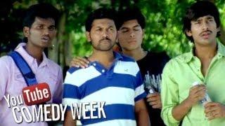 Kotha Bangaru Lokam Movie Praveen Comedy  | Varun Sandesh, Swetha Basu | Sri Balaji Video