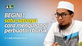 Download Mp3 Taqwa Akan Menutupi Sifat Burukmu - Ustadz Adi Hidayat