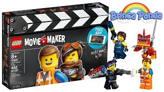 Lego 70820 Movie Maker Unboxing