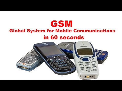GSM - Global System for Mobile Communications   Radio-Electronics.com