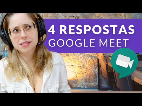 4 respostas sobre o Google Meet (Hangouts Meet) para sua reunião online (Série Meet e Chat - T. 1)