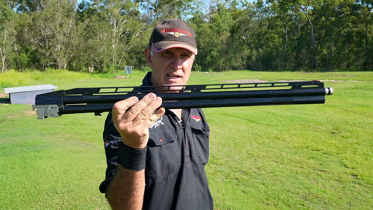 Product Review - Khan Shotguns (new guns to the range)